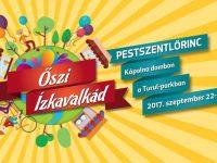 Őszi Ízkavalkád Fesztivál a Turul parkban