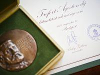 Trefort Ágoston-díjat kapott a diákjait megvédő testnevelő tanár